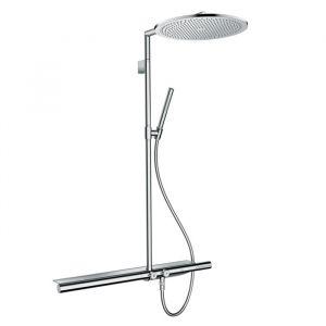 Душевая система с термостатом Axor ShowerSolutions Showerpipe 800 (цвет - хром)