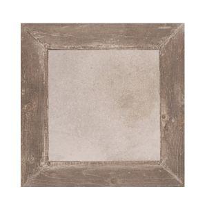 Напольная плитка Cisa ceramiche Boheme Mogano / Cemento Lappato Ret 49,5х49,5 см