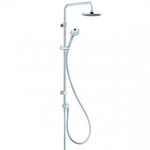 Душевая система Kludi Logo Duo Shower System, верхн. душ Ø 200 мм, хром
