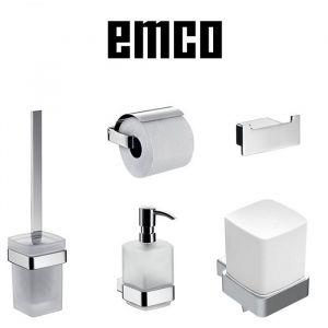 Комплект настенных аксесуаров Emco Loft, цвет хром