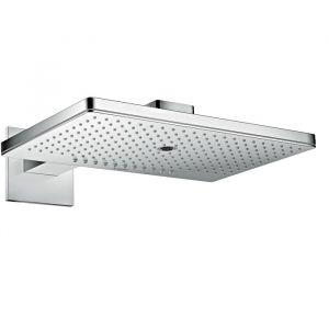 Верхний душ Axor ShowerSolutions 460/300 3jet с душевым кронштейном