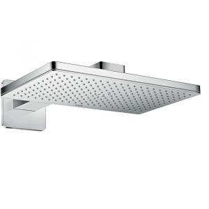 Верхний душ Axor ShowerSolutions 460/300 1jet с душевым кронштейном