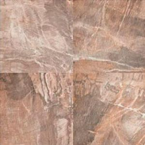Плитка (50x50) FSN24150 FOSSIL STONE BROWN NAT. Abk