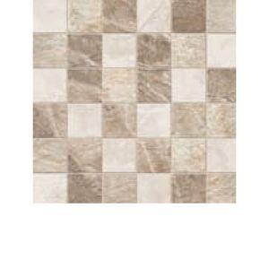 Мозаика (30x30) FSN03061 FOSSIL STONE MOS. QUADR. MIX CRE/BE/BR. Abk