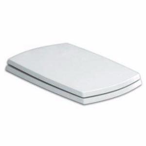 Крышка-сиденье ArtCeram Jazz с микролифтом, бел/хром