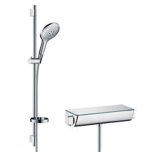 Душевой набор Hansgrohe Ecostat Select/Raindance S150 3jet, хром