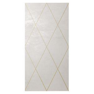 Настенная плитка с декором Petracer's Ad Maiora, Rhombus Oro su Beige
