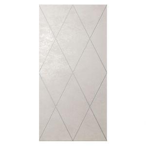 Настенная плитка с декором Petracer's Ad Maiora, Rhombus Platino su Beige