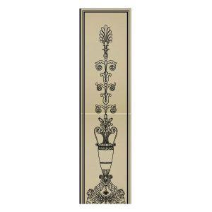 Декоративный элемент Petracer's Ad Personam, Composizione Opium