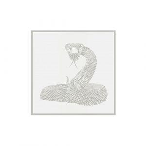 Декоративный элемент Petracer's Gran Gala, панно Serpente Bianco