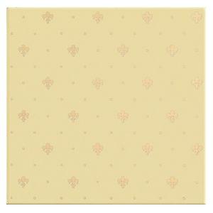 Керамическая плитка для стен Petracer's Elegance Gold, Giglio Oro su Crema