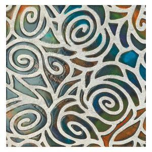 Керамогранитный декор Petracer's Tango Rock, Bianco Argenteo Colour