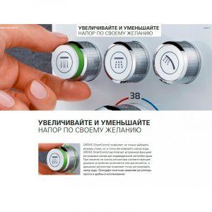 Душевая система скрытого монтажа Grohe SmartControl