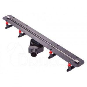 Трап для душа Pestan Slim Line 550 мм+ решетка для трапа (нержавеющая сталь)