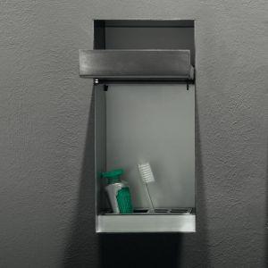 Держатель для дозатора или для зубных щеток скрытого монтажа Antonio Lupi SESAMO