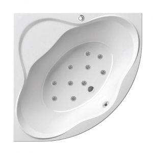 Ванна акриловая гидромассажная Ravak NewDay 150 х 150 см
