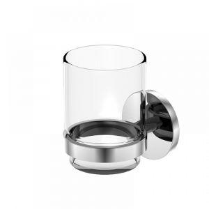 Настенный стакан Steinberg 650, с держателем, хром