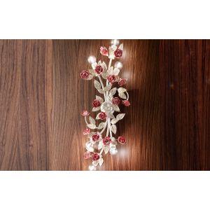 Настенно-потолочный светильник Masiero Ceramic Garden, цвет отделки - Ivory / Pale Gold