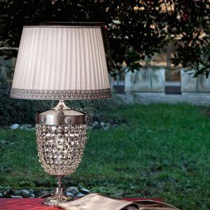 Настольный светильник Masiero Elegantia, цвет отделки - Cromo Lucido