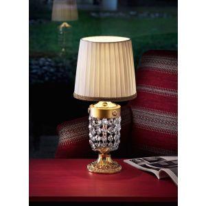 Настольный светильник Masiero Elegantia, цвет отделки - Oro Lucido