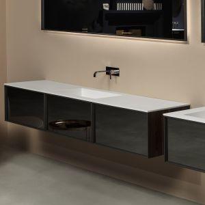 Комплект мебели для ванной комнаты Antonio Lupi Bespoke 162 cm