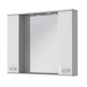 Зеркало 83 х 100 см Juventa Francheska с 2 пеналами