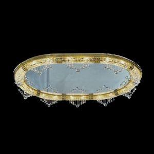 Потолочная люстра с рефлектором (непосредственное крепление к потолку) Faustig 100 х 75 х h18 см