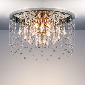 Потолочная люстра с рефлектором (непосредственное крепление к потолку) Faustig Ø 80 см, h=50 см
