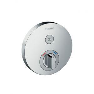 Смеситель для душа Hansgrohe ShowerSelect S (цвет - хром), для 1 потребителя