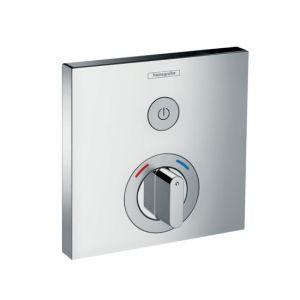 Смеситель для душа Hansgrohe ShowerSelect, для 1 потребителя (цвет - хром)