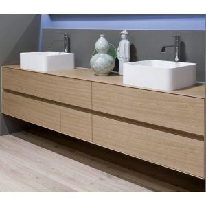 Тумба для ванной комнаты  Antonio Lupi Panta Rei 180 отделка Wood