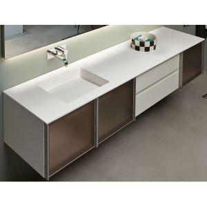 Комплект мебели для ванной комнаты Antonio Lupi Bespoke 153 cm