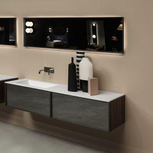 Комплект мебели для ванной комнаты Antonio Lupi Bespoke 144 cm