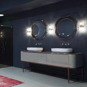 Тумба под раковину для ванной комнаты Antonio Lupi ILBAGNO 216cm со столлешницей из мрамора