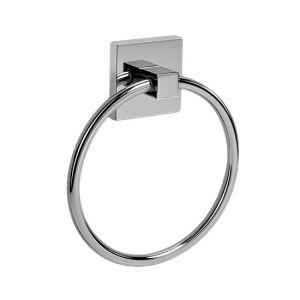 Полотенцедержатель кольцо Ø 15,5 см Graff Luna (цвет - PC хром)