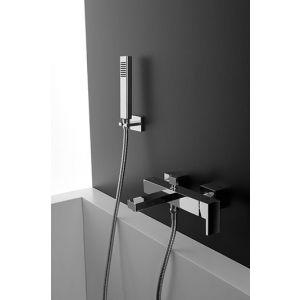 Смеситель для ванны Graff Sade (цвет - PC хром), с ручным душем