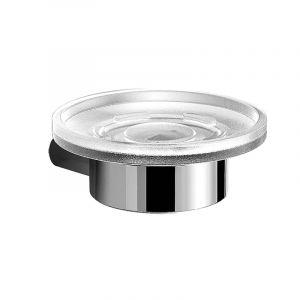 Мыльница Ø 110 мм Graff Phase / Terra (цвет - PC хром)