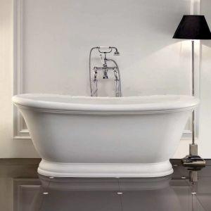 Отдельностоящая ванна Devon&Devon Aurora, белая