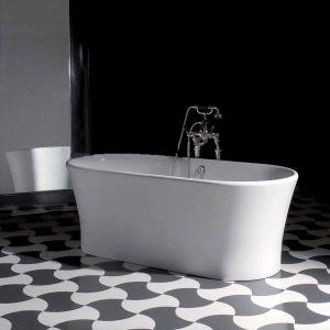 Отдельностоящая ванна Devon&Devon Fusion, белая