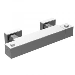 Смеситель для ванны с термостатом Graff (цвет - PC хром)