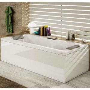 Ванна акриловая гидромассажная Jacuzzi Sharp Double 190 x 90 см