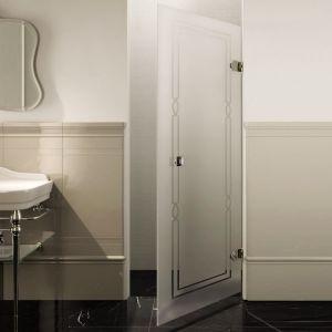 Душевая дверь в нишу Devon&Devon Modern 70см, хром