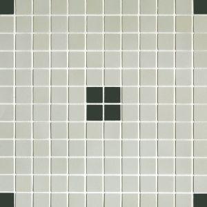 Мозаика Devon&Devon 2х2 Pearl-Black 308x308 мм