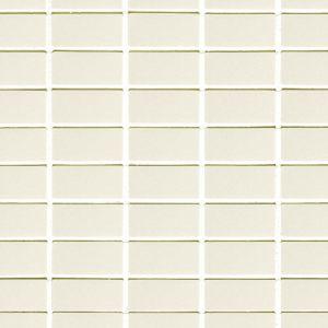 Мозаика Devon&Devon 2х5 White 318x318 мм
