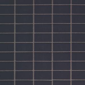 Мозаика Devon&Devon 2х5 Black 318x318 мм