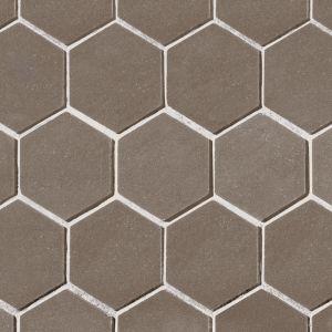Мозаика Devon&Devon 5х5 Grey 281x295 мм