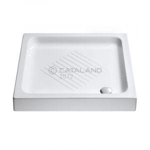 Душевой поддон Catalano Base 90 х 90 х 12h см с сифоном