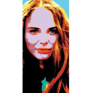 Декор настенный Mirage Privilege Emotions 03 Pop Art 120 х 240 см