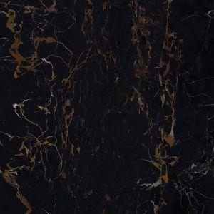 Плитка напольная Fiandre Marble Lab Nero Portoro 60 х 60 см Lucidato