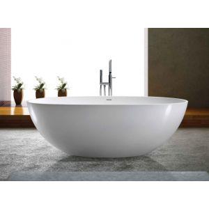 Ванна из искусственного камня Devit Acqa 180 x 93 x 56 см